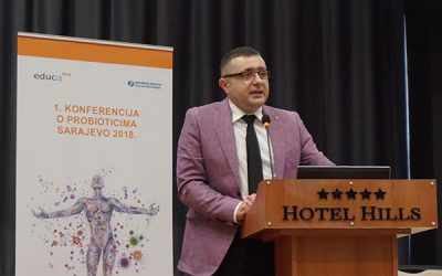 Konferencija o probioticima, Sarajevo 2018.